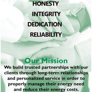 Muirfield Energy Mission Statement