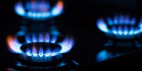 Natural Gas Button